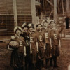 Girls Basket Ball —Then and Now (1915 - 2011)