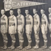 EHS Champion basketball team (1920-21)