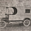 Early Ambulances (and the Rising Corpse)