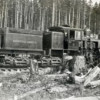 Eatonville Lumber Co. Locomotive
