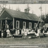 The Old Clear Lake School (ca. 1920)