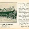 Canyada Lodge (ca. 1912)