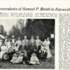 Many Descendants of the Samuel P. Smith in Eatonville Area (printed 1959)