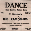 Dance at Barneey's (ca. 1960s)