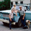 Steve Burwash and Family — 1964 in Ohop Valley