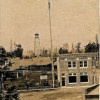 Flag Pole Going Up (1914)