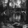 Fishing at the Kids Ponds - April 1955