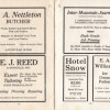 1912-1913 Eatonville High Catalog Ads