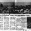Article about National - Dispatch 1981