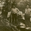 Feeding the Fire Crew (early 1920s)