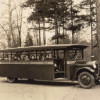 Kids on School Bus No. 4 (1920s)