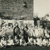 Eatonville Elementary School Dressed Up (ca. 1930s)