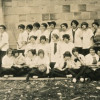 EHS Girls Baseball Team &#8211; 1914