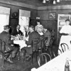 Dining at Hotel Snow (early 1900s)