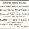 Eatonville General Hospital Ad (1913)