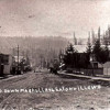 Looking Down Mashell Ave.  (early 1900s)