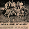 4H Club Builds Indian Henry Monument (1975)