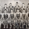 Coach Cope and his 1949 EHS Basketball Team