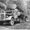 St. Regis Logging Truck out of Mineral (1949)