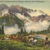 Mount Rainier Trails (early 1900s)