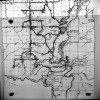 Rural Map of Eatonville Area (1963)