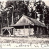 First Eatonville School House (ca. 1905)