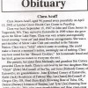 Obituary for Clara Jensen Acuff (1907 – 2002)