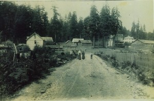 Center St ca 1893