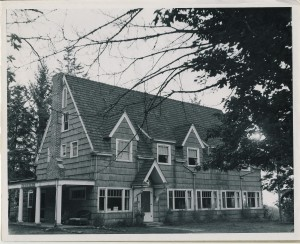 Canyada Lodge in 1937