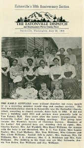 Women of Eatonville - early 1900s