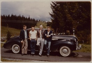Guys in the 1950s