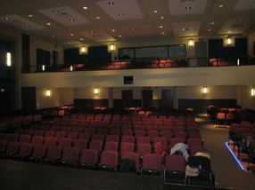 Eatonville High School Auditorium 2011