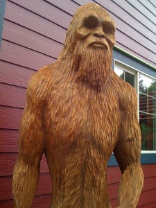 Diane Mettler's Bigfoot