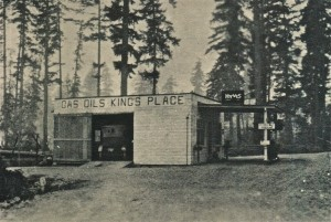 King's Place - Original building, side shot