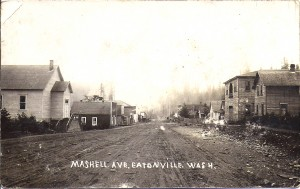 Anderson Postcard, of Mashell Ave., 1910 1910