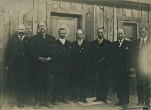 The Smith Brothers (Lee, Nathaniel, Milton, Larry, Brown, Noah and Clinton)