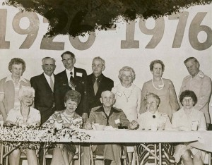 Class of 1926's 50th reunion