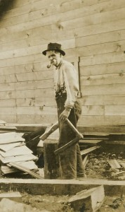 Bill Oxley, 1915