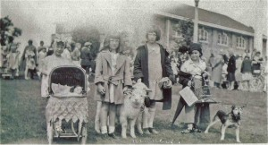 Winners, possibly of Eatonville's pet parade