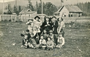 Wild Eatonville Gang, ca. 1910