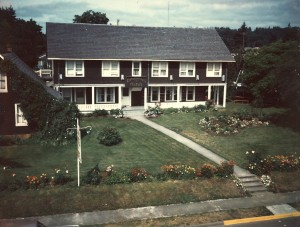 Eatonville Hotel, July 1967