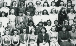 Eatonville high school 1941