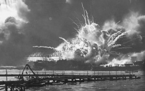 Bombing at Pearl Harbor
