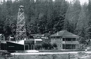 Town hall ca. 1912