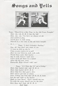 Eatonville Fight Songs — which you probably would have been singing if you were one of the 1923 Super Fans!