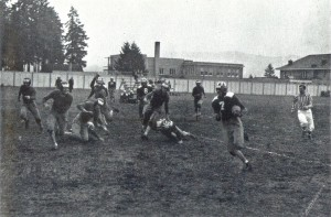1941 Eatonville Football team