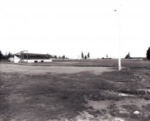 Football field (ca. 1930s)