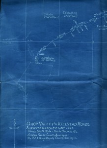 Ohop Valley Rd. E. (1907)