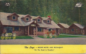 The Logs, Ashford, WA