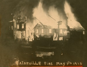 Eatonville Blaze of 1915